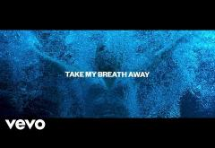 Alesso - Take My Breath Away | LYRIC VIDEO