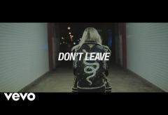 Snakehips & MØ - Don´t Leave | VIDEOCLIP
