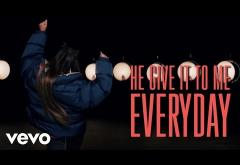 Ariana Grande ft. Future - Everyday | LYRIC VIDEO