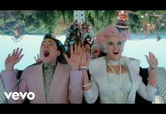 Katy Perry ft. Skip Marley - Chained To The Rhythm | VIDEOCLIP