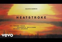 Calvin Harris ft. Young Thug, Pharrell Williams, Ariana Grande - Heatstroke | PIESĂ NOUĂ