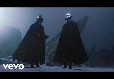 The Weeknd ft. Daft Punk - I Feel It Coming | VIDEOCLIP
