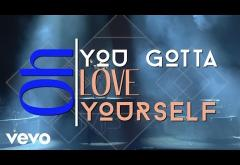 Mary J. Blige ft. Kanye West - Love Yourself | LYRIC VIDEO