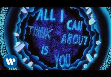 Coldplay - All I Can Think About Is You | LYRIC VIDEO