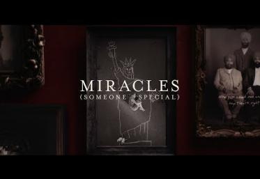 Coldplay & Big Sean - Miracles (Someone Special) | LYRIC VIDEO
