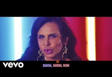 Katy Perry ft. Nicki Minaj - Swish Swish | LYRIC VIDEO