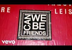Justin Bieber ft. BloodPop - Friends | LYRIC VIDEO
