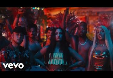 Jax Jones - Instruction (ft. Demi Lovato, Stefflon Don) | VIDEOCLIP