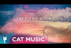 Monoir ft. Alexandra Stan - Save The Night   VIDEOCLIP