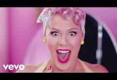 Pink - Beautiful Trauma | VIDEOCLIP