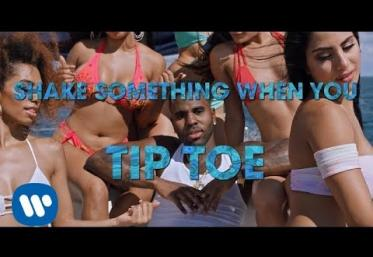 Jason Derulo - Tip Toe feat. French Montana | LYRIC VIDEO