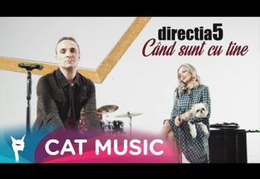 Direcția 5 - Cand sunt cu tine | VIDEOCLIP