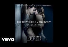 Hailee Steinfeld, BloodPop® - Capital Letters  | PIESĂ NOUĂ