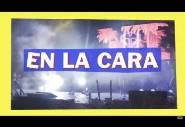Major Lazer - En La Cara feat. Karol G| VIDEOCLIP