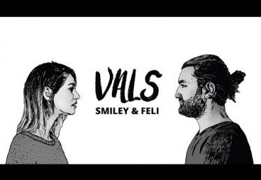 Smiley & Feli - Vals | LYRIC VIDEO