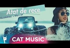 Black Matias feat. What´s UP - Atât de rece |  VIDEOCLIP