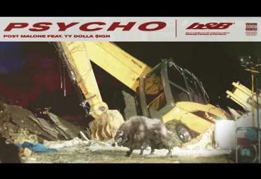 Post Malone Feat. Ty Dolla $ign - Psycho | PIESĂ NOUĂ