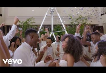 John Legend - A Good Night ft. BloodPop® | VIDEOCLIP