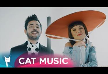 Alexandra Ungureanu feat. Marius Moga - Bate, Bate | VIDEOCLIP
