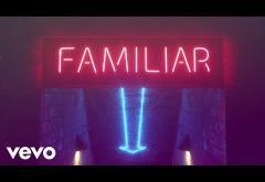 Liam Payne, J. Balvin - Familiar | LYRIC VIDEO