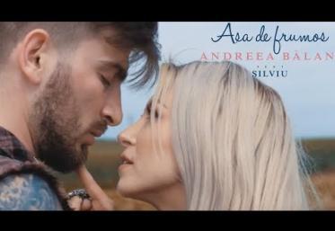 Andreea Bălan - Așa de frumos feat. Silviu | VIDEOCLIP