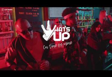 What´s UP - Cu tine pe mine | VIDEOCLIP