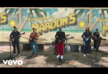 Maroon 5 - Three Little Birds | VIDEOCLIP