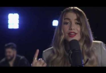 Sofia Reyes - 1, 2, 3 (Acoustic Version) | VIDEOCLIP