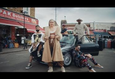 Rudimental & Major Lazer - Let Me Live (feat. Anne-Marie & Mr Eazi) | VIDEOCLIP