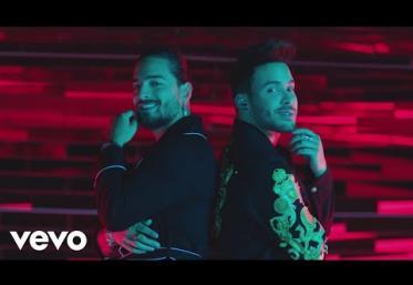 Prince Royce ft. Maluma- El Clavo (Remix) |  VIDEOCLIP