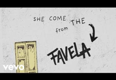 Ina Wroldsen, Alok - Favela | LYRIC VIDEO