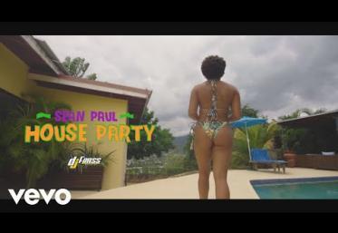 Sean Paul, DJ Frass - House Party | VIDEOCLIP
