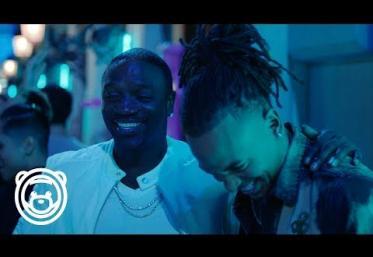 Ozuna - Coméntale Feat. Akon | VIDEOCLIP