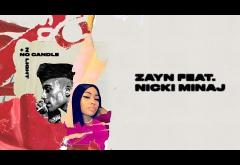 ZAYN feat. Nicki Minaj - No Candle No Light | LYRIC VIDEO