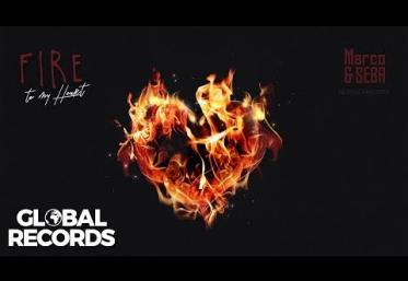 Marco & Seba - Fire To My Heart | piesă nouă