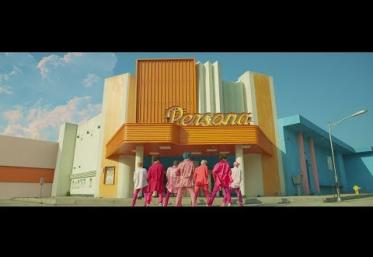 BTS feat. Halsey - Boy With Luv | videoclip