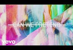 P!nk  ft. Cash Cash - Can We Pretend | lyric video