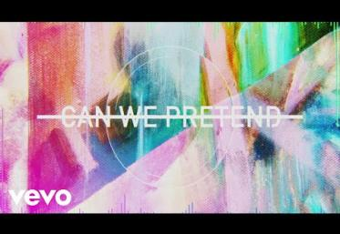 P!nk  ft. Cash Cash - Can We Pretend | lyric video