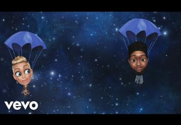 P!nk ft. Khalid - Hurts 2B Human | lyric video