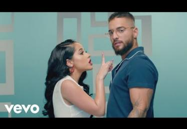 Becky G, Maluma - La Respuesta | videoclip