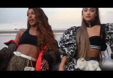 Ariana Grande and Victoria Monét - Monopoly | videoclip