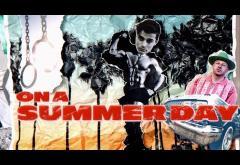 Martin Garrix feat. Macklemore & Patrick Stump of Fall Out Boy - Summer Days | lyric video