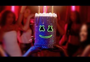 Marshmello ft. Tyga & Chris Brown  Light It Up