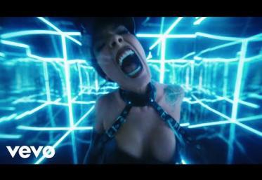 Halsey - Nightmare | videoclip