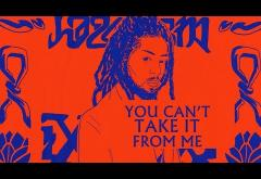 Major Lazer feat. Skip Marley - Can't Take It From Me | lyric video