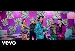 Sebastián Yatra, Daddy Yankee, Natti Natasha ft. Jonas Brothers - Runaway | videoclip