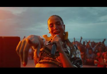 Major Lazer & Anitta - Make It Hot | videoclip