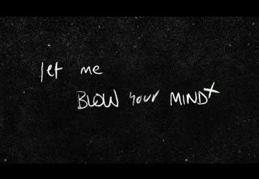 Ed Sheeran with Chris Stapleton & Bruno Mars - Blow | lyric video