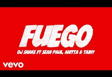 DJ Snake, Sean Paul, Anitta ft. Tainy - Fuego | lyric video