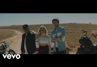 Juan Magán, Álvaro Soler, Marielle Hazlo - Sobrenatural | videoclip